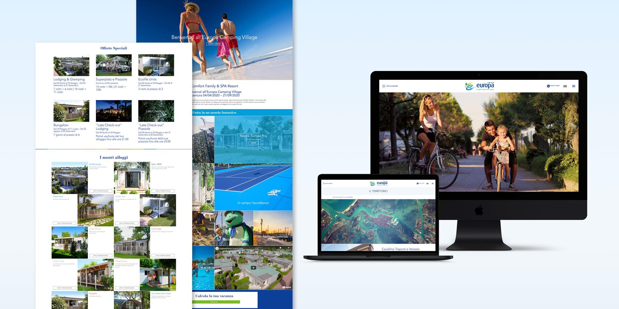 website-mockup-camping